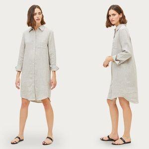 Jenni Kayne 100% Linen Shirt Dress XS